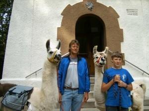 Alb-Lamas Trekking